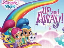 In Calatorie cu Shimmer si Shine