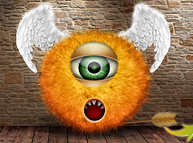 Ingrijeste Monstrul Pufos