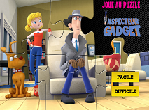 Inspector Gadget and Friends Puzzle