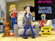 Inspector Gadget si Prietenii Puzzle