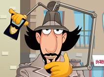 Inspectorul Gadget la Frizer