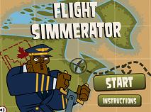 Total Drama Island - Flight Simmerator