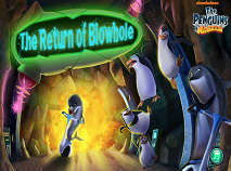 Penguins of Madagascar The Return of Blowhole