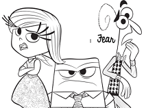Inside Out Coloring