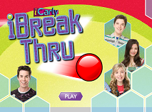 iCarly iBreak Thru