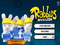 Rabbids Invasion Game