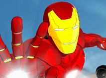 Iron Man Justitiarul