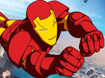 Iron Man Test de Zbor 2