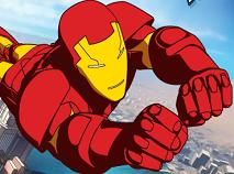 Iron Man Test de Zbor 2