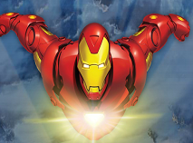 Iron Man Test de Zbor