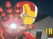 Iron Man in Misiune