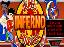 Jake's Inferno Pinball