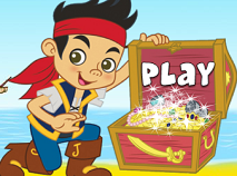 Jake The Pirate Treasure Crush