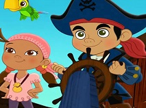 Jake and the Neverland Pirates Differences