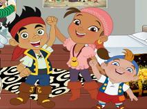 Jake si Piratii din Tara de Nicaieri de Decorat