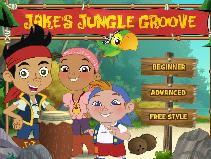 Jake si Piratii din Tara de Nicaieri la Dans