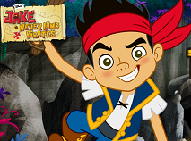 Jake and the Neverland Pirates Cave of Mistery