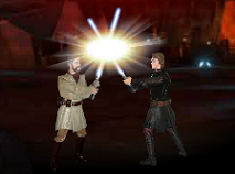 JEDI VS JEDI BLADES OF LIGHT – Star Wars