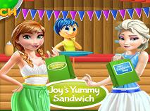 Joy Gateste Sandvisuri