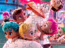 Junior si Bebelusii Puzzle