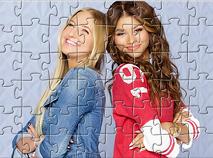 K.C. si Marisa Puzzle