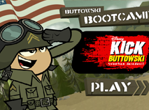 Kick Buttowski Bootcamp