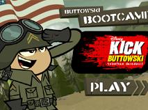 Kick Buttowski in Armata
