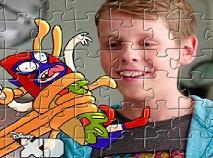 Kirby Desenatorul Puzzle
