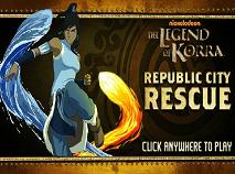The Legend of Korra Republic City Rescue