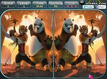 Kung Fu Panda 2 Gaseste Diferentele