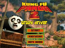 Kung Fu Panda 2 Sofer Nebun