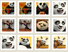 Kung Fu Panda 3 de Memorie
