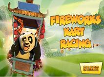 Kung Fu Panda Cursa cu Kart-ul