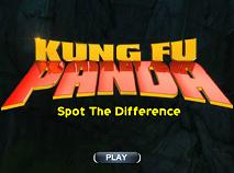 Kung Fu Panda Gaseste Diferentele