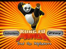 Kung Fu Panda Litere Ascunse 2