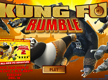 Kung Fu Panda Lupte 3D