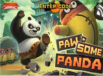 Kung Fu Panda Po Antrenament