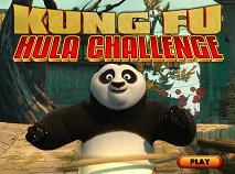 Kung Fu Panda Provocarea Hula