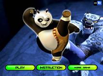 Kung Fu Panda Puzzle Multiplu