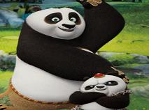Kung Fu Panda Salveaza Ursuletii