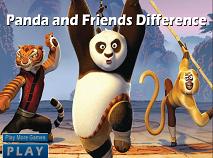 Kung Fu Panda si Prietenii Diferente