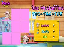 Doc McStuffins Tic Tac Toe