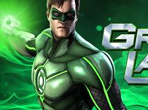Green Lantern Flying Test