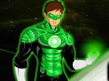 Green Lantern Dress Up