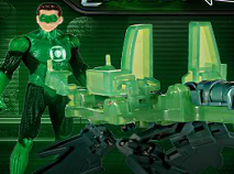 Lanterna Verde si Batalia cu Extraterestrii
