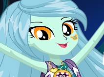 Legenda Everfree Lyra de Imbracat