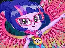 Legenda Everfree Twilight Sparkle de Imbracat