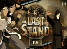 The Legend of Korra The Last Stand