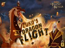 Legend of Korra Zuko's Dragon Flight