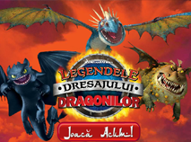 Dragons Defenders of Berk Legends